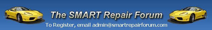 smart repair forum index page. Black Bedroom Furniture Sets. Home Design Ideas